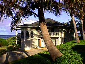 Aliomanu Palms Vacation Rental.  Click here for more information on the Vacation Rental property